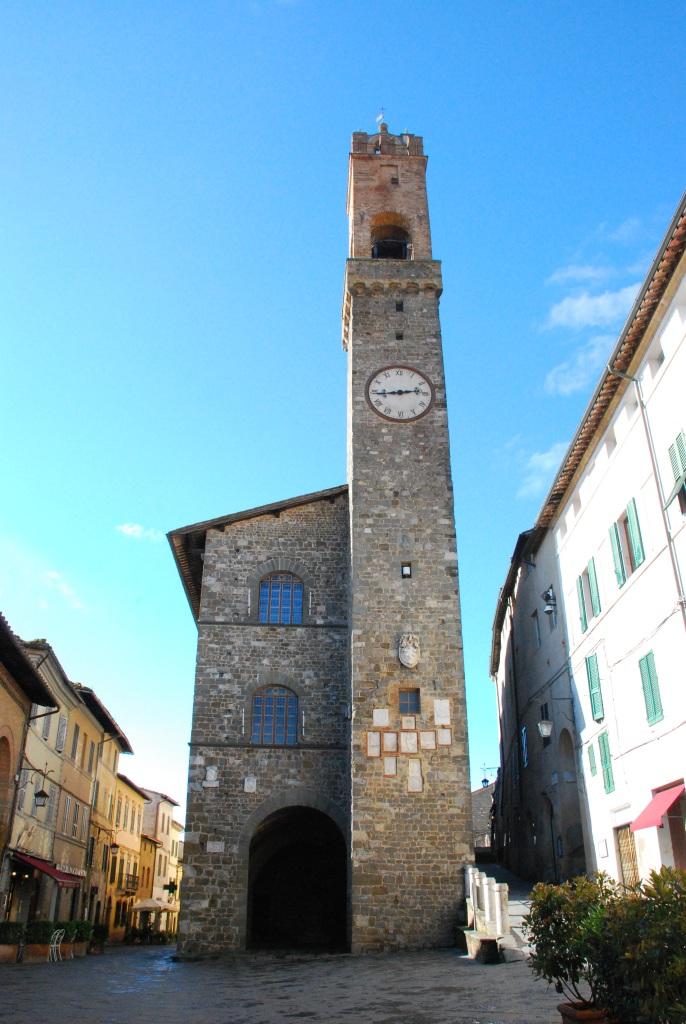 Montalcino palazzo comunale