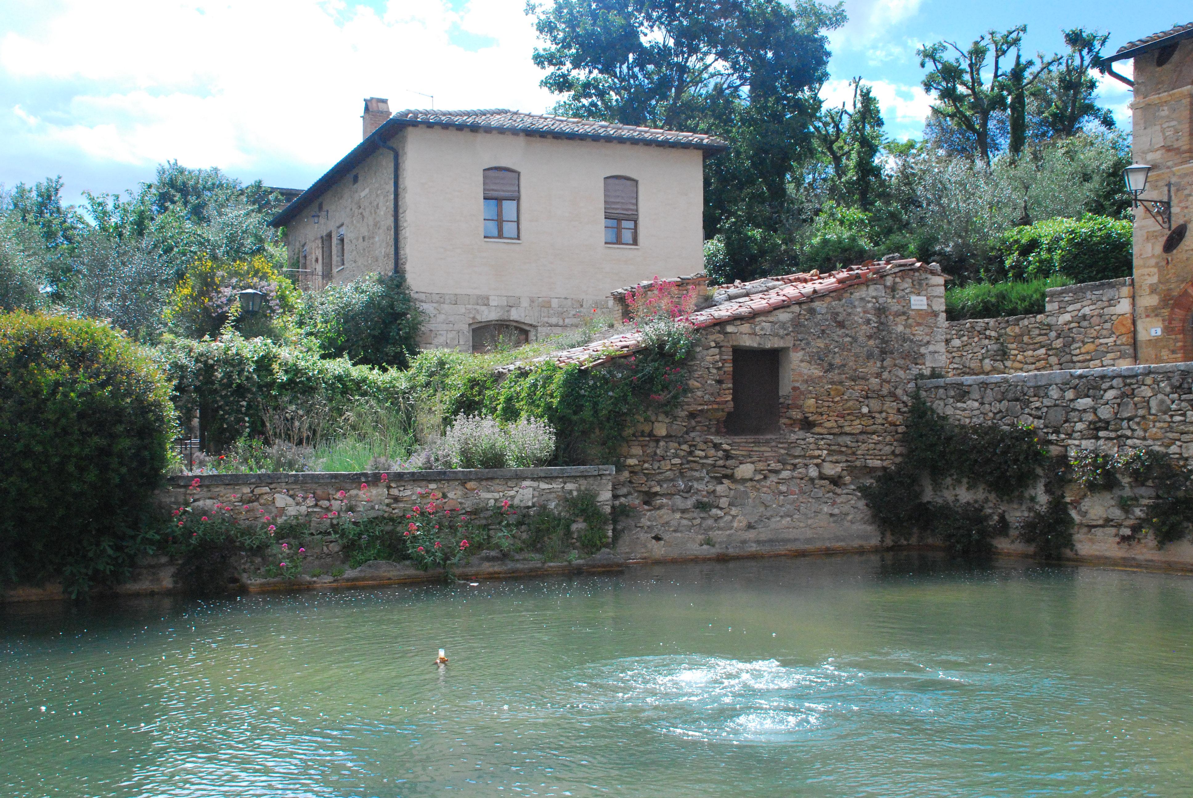 Pienza sant antimo bagno vignoni delightful val d orcia delightfully italy - Osteria del leone bagno vignoni ...