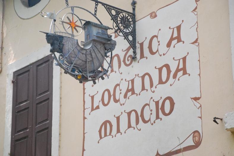 Borghetto sul Mincio - Antica locanda Banner