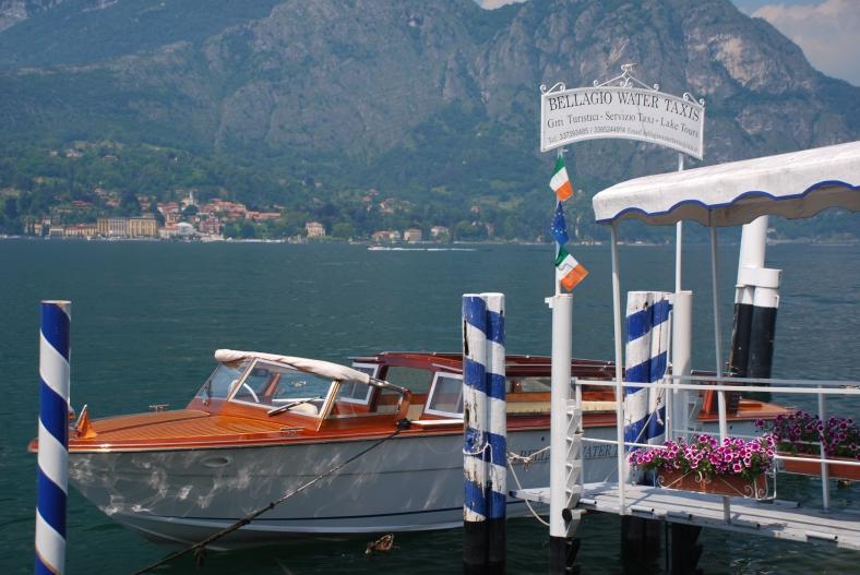Bellagio_Water Taxi