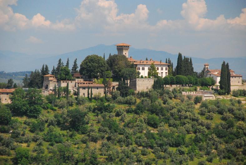 Chianti Castello di Verazzano