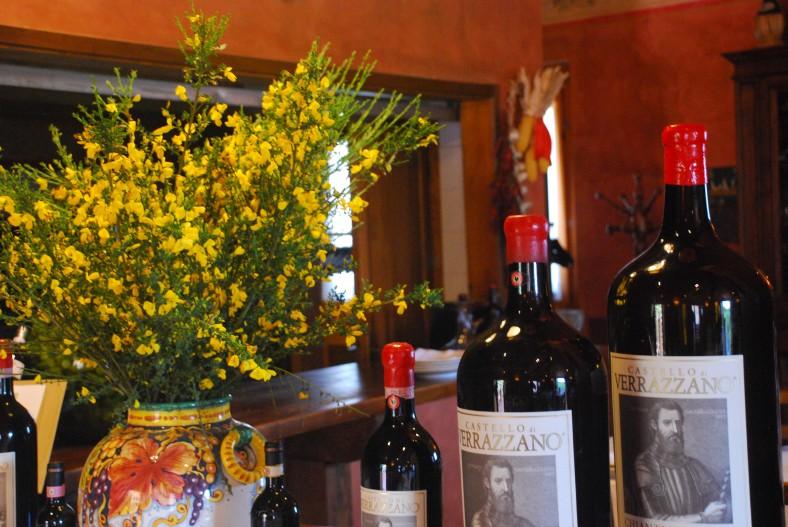Wine - Castello di Verazzano