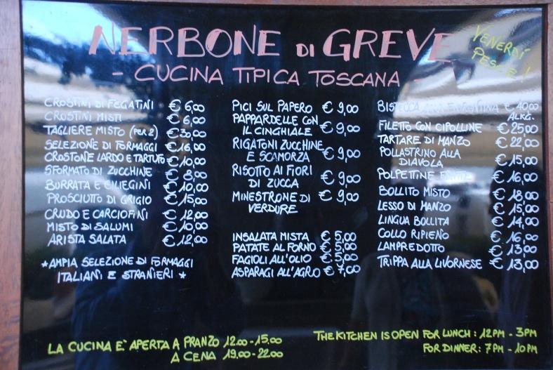 Chianti_Osteria Nerbone