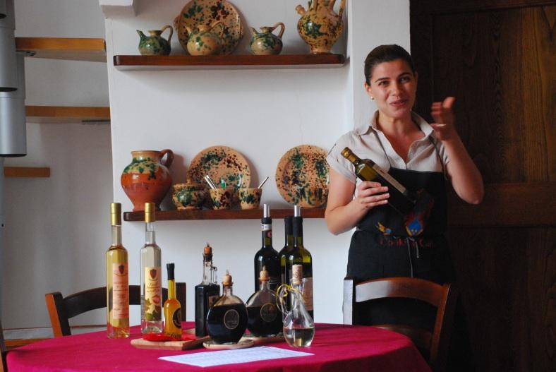 Chianti - Tenuta Casanova - Wine Tasting