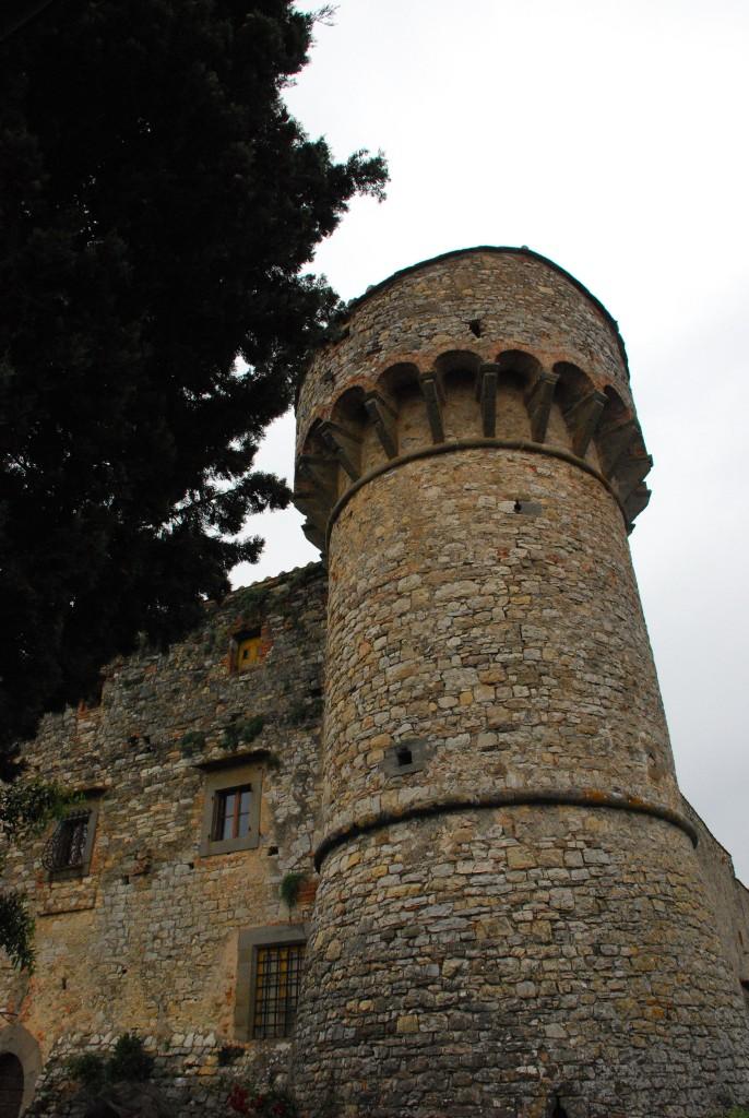 Chianti - Castello di Meleto