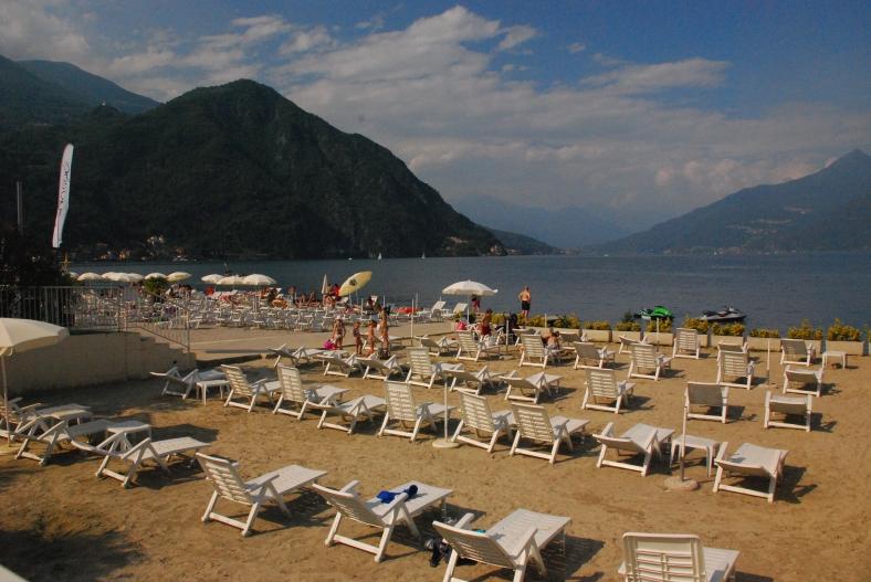 Menaggio Spiaggia