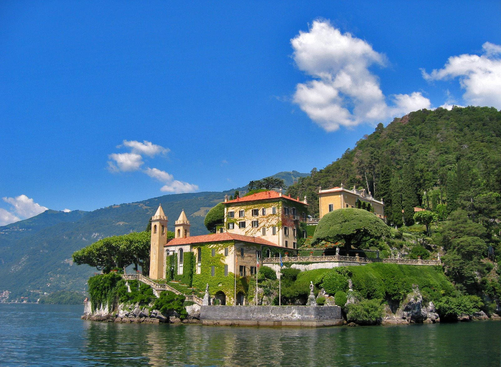 italy villa balbianello coast - photo #2