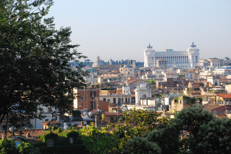 Rome_view from Casina Valadier
