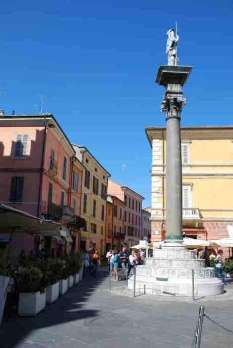 Visit Ravenna_ Piazza del popolo 2
