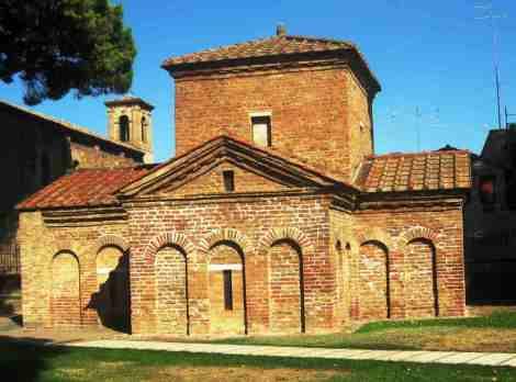 Visit Ravenna_Mausoleo Galla Placidia