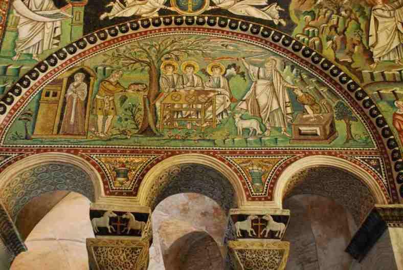 Visit Ravenna_san Vitale Inside 4