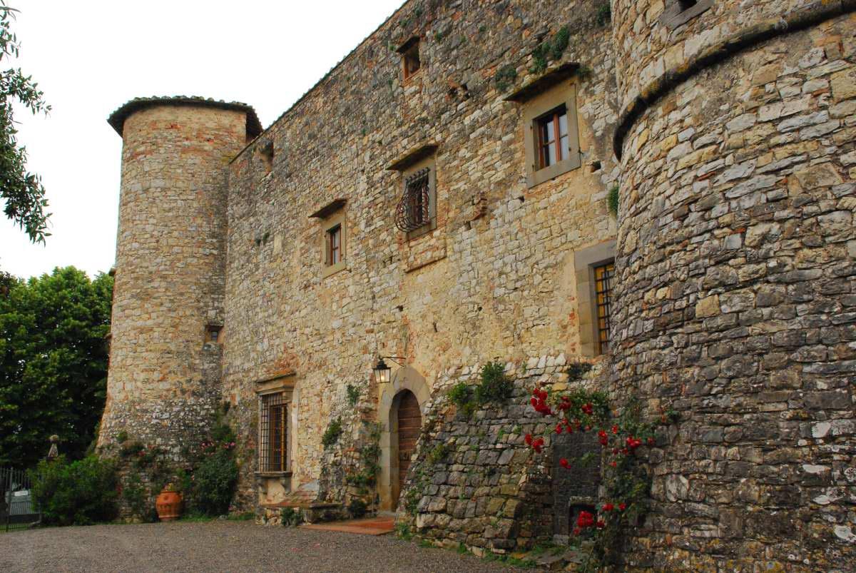 Castello Di Meleto Wine Tour
