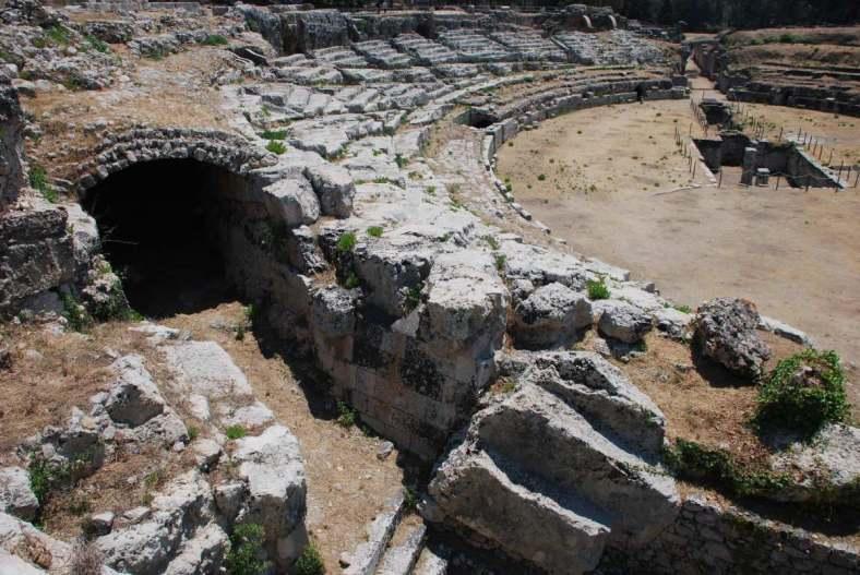 Siracusa_Neapolis_anfiteatro romano