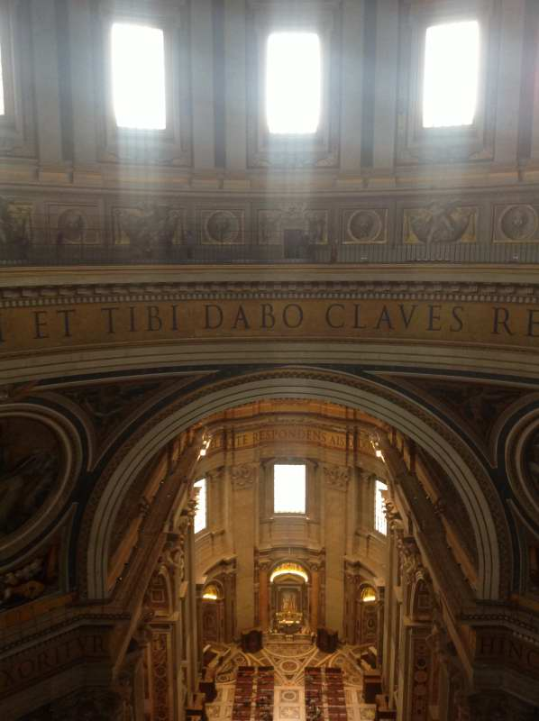 St Peters insight from cupola_2