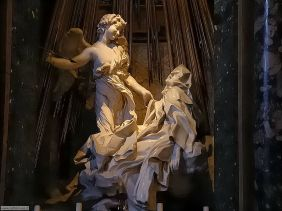 Visit Rome_Santa Maria della Vittoria-santa teresa