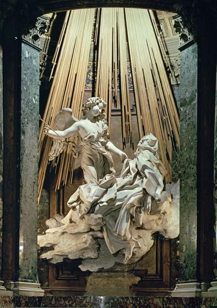 Visit Rome_Exctasy of St Teresa_1