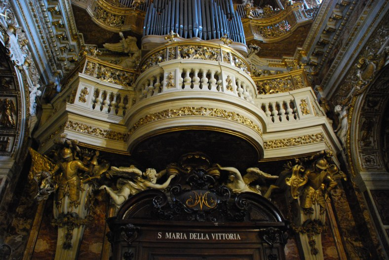 Visit Rome_Santa Maria della Vittoria3