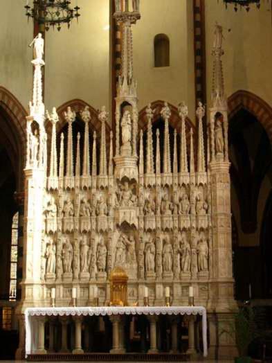 Visit Bologna_San Francesco_Altare