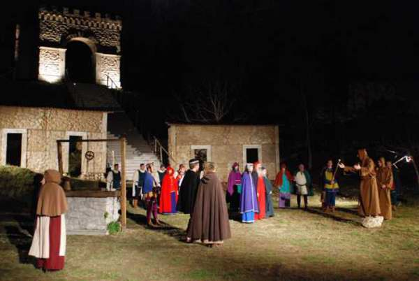 Visit Italy_Greccio Living Nativity