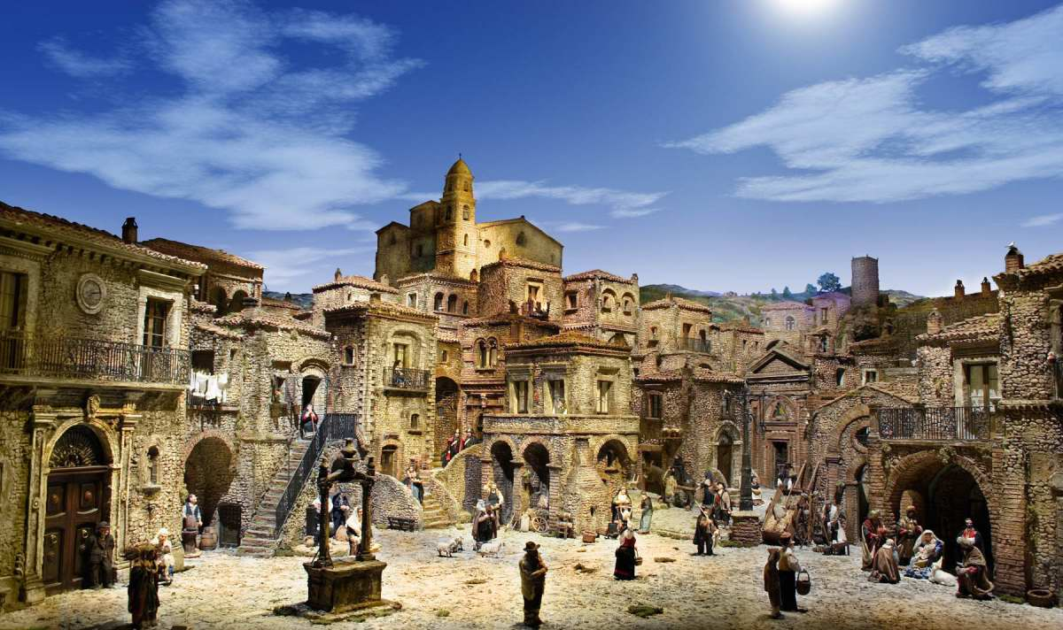 best christmas nativity scenes in rome and beyound delightfully