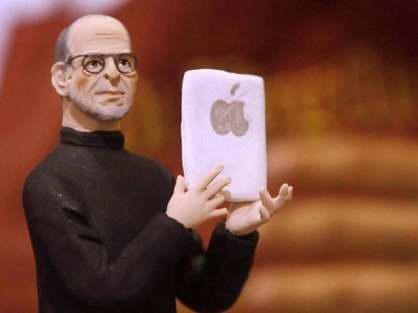 Visit Italy_San Gregorio Armeno - Steve Jobs