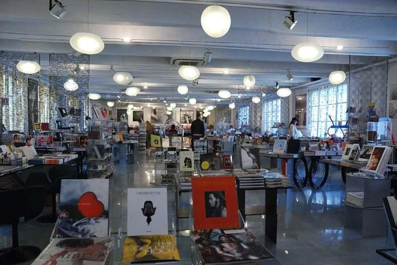 Corso 10 book shop