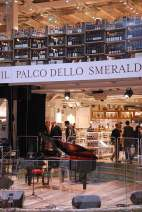 Eataly eateries and Italian delicatessen stalls