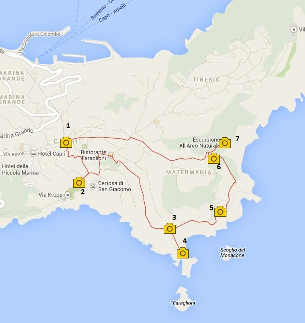 capri-walking-tour