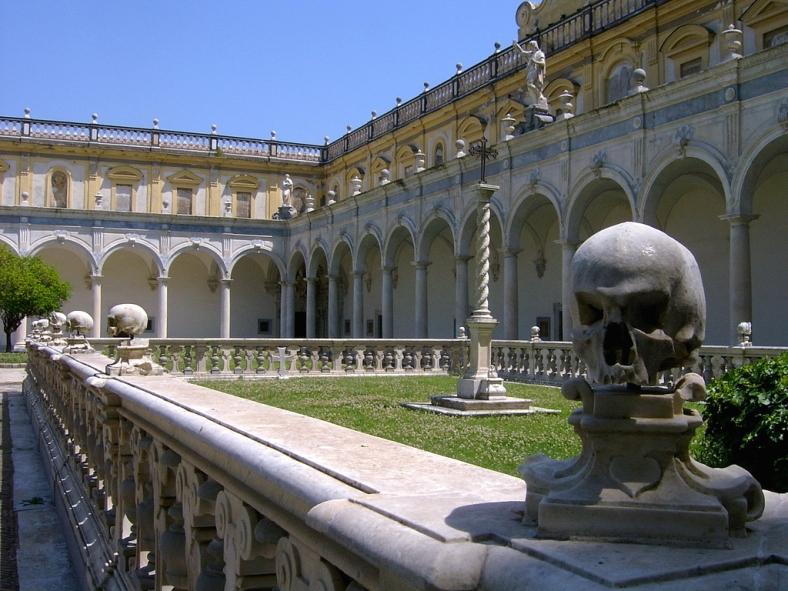 www.delightfullyitaly.com_Certosa di San Martino 2