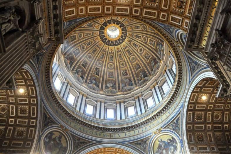 Blavatar_St Peter's dome