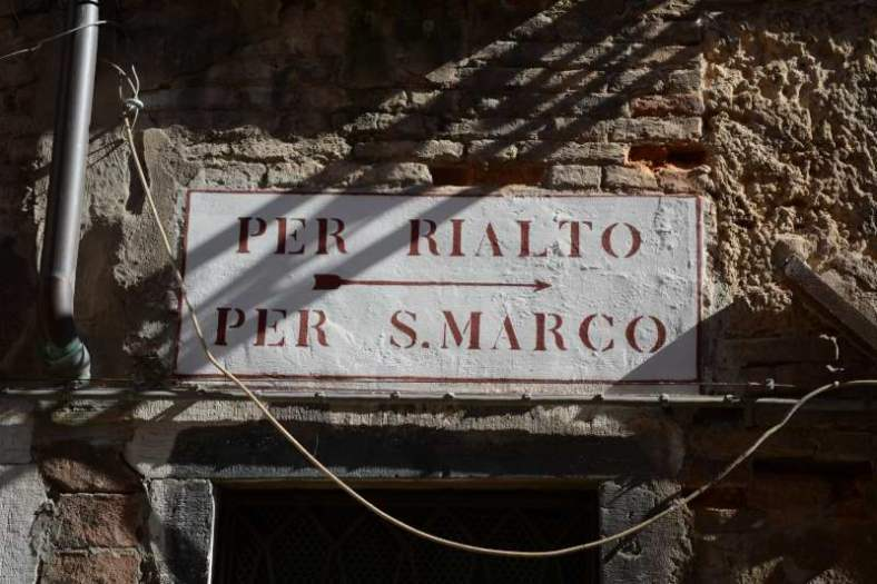 Venice_San Marco directions