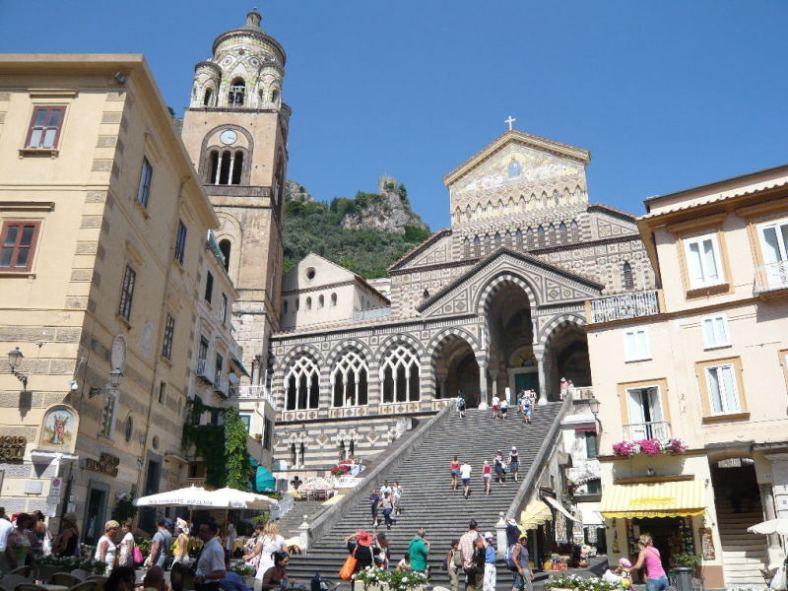 Amalfi coast_Amalfi Duomo