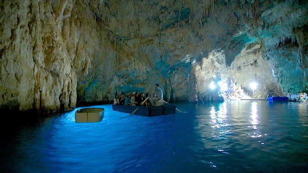 Amalfi coast_Grotta dello Smeraldo