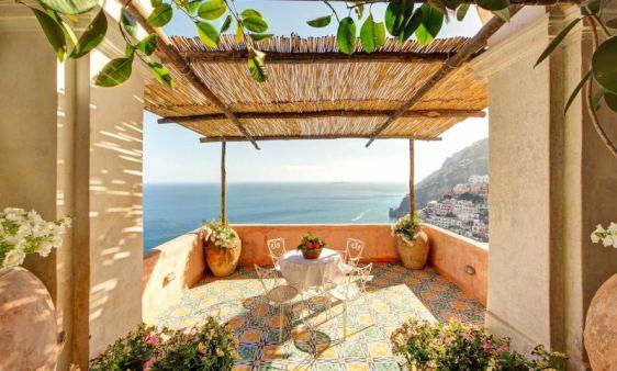 Amalfi coast_Positano view