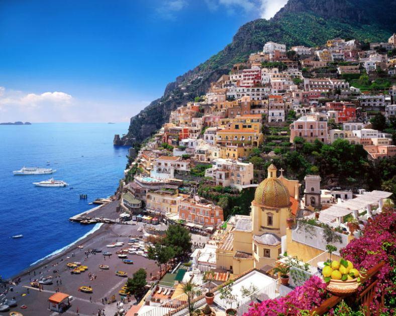 Amalfi coast_Positano_01