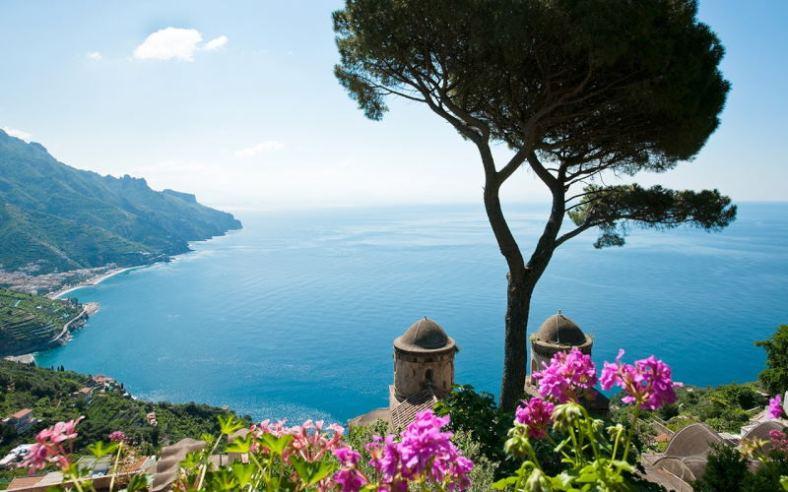 Amalfi coast_Ravello_Villa rufolo