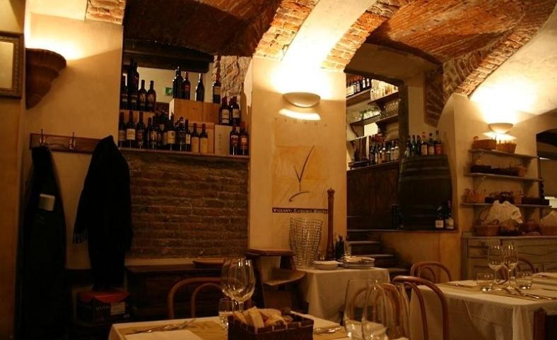 Dogana del buon gusto_best restaurants Milan_delightfullyitaly